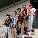 Efektowna sesja sportów amerykańskich