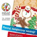 Mikołajkowy bal wPasażu Grunwaldzkim