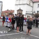 Maturzyści tańczyli wPaczkowie