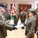 Promocja wojskowych farmaceutek