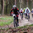 2300 kolarzy - rowerowy weekend wMiękini