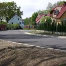 Kolejne odcinki drogi przy ul. Zabobrze
