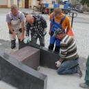 Już stawiają Pomnik Zesłańcom Sybiru
