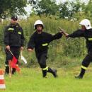 Zawody sportowo-pożarnicze wPaździornie