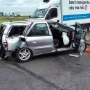 Wypadek na drodze nr 94