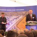 Otwarcie terminala kontenerowego wKątach Wrocławskich