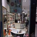 Domowy wystrój nowej księgarni wPasażu Grunwaldzkim