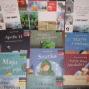 Czytam sobie wbibliotece wDomanicach iMilinie