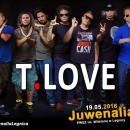 T.Love gwiazdą tegorocznych Juwenaliów PWSZ im. Witelona wLegnicy