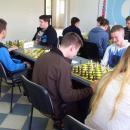 Ponadgimnazjalne szachy drużynowe