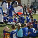 Goście specjalni na treningu Football Academy Bolesławiec