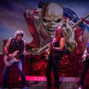 Żelazna Dziewica nawiedzi stadion -  Iron Maiden weWrocławiu