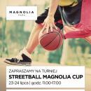Koszykarze opanują Wrocław – wweekend Streetball Magnolia Cup