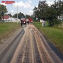 200-metrowa plama oleju wBrześciu