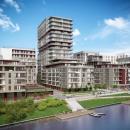 Ruszają prace nad konstrukcją wieży mieszkalnej wcentrum