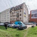 Jagiełły 6. Rewitalizacja wstylu art-déco na Kępie Mieszczańskiej