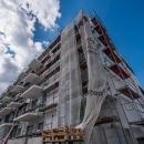 Budowa wrocławskiego Belleville osiągnęła stan surowy zamknięty