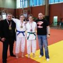Brązowy medal Kasi Demskiej wMistrzostwach Polski Juniorek IJuniorów Młodszych