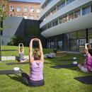 Ruszają bezpłatne zajęcia hatha jogi wcentrum Wrocławia