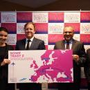 Wizz Air stawia na Wrocław. Drugi samolot icztery nowe kierunki