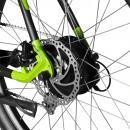 Międzynarodowe Święto Roweru znowym elektrycznym rowerem Kawasaki