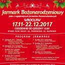 Wrocławski Jarmark Bożonarodzeniowy 2017