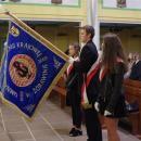 Dzień Patrona Szkoły wGimnazjum im. Armii Krajowej wŻórawinie