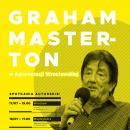 Spotkanie autorskie zGrahamem Mastertonem