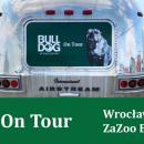 We wrocławskim ZaZoo Beach Bar pojawia się barberzy wraz zBulldog on Tour