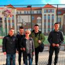 Uczniowie zZespołu Szkół Technicznych wyjechali na staż