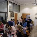 Warsztaty bożonarodzeniowe wbolesławieckim muzeum