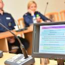 FUNKCJONARIUSZE ZPOSTERUNKU POLICJI WSŁOTWINIE PODSUMOWALI 2018 ROK