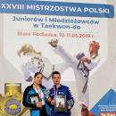 Legnica najlepsza wXXVIII Mistrzostwach Polski Juniorów