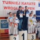 Medalowy weekend karateków