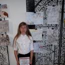 Sukces plastyczny uczennic ze Szkoły Podstawowej wUdaninie
