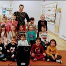 Dzieci zprzedszkola wŻórawinie wygrały wkonkursie