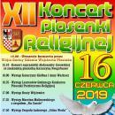 Gminny Festiwal Piosenki Patriotyczno – Religijnej