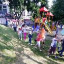 Piknik wmietkowskim przedszkolu