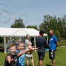 Festyn środowiskowy zokazji Dnia Dziecka