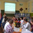 Konferencja podsumowująca realizację projektu mobilności wZST