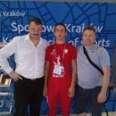 Udany debiut Bartłomieja Myjaka na Mistrzostwach Europy
