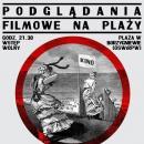 Podglądania filmowe na plaży - wlipcu na terenie OSWIRPW
