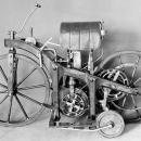 Dawnych  motocykli  czar