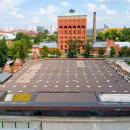 Zielony dach Hydropolis