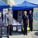 Bolesławieccy policjanci na dolnośląskich obchodach Święta Policji