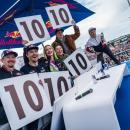 Smog Wawelski zwyciężył wfinale 6. edycji Red Bull Konkurs Lotów. Ustanowiono nowy rekord Polski