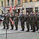 Święto WP zudziałem X Pułku  isenatora RP