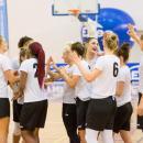 Komplet zwycięstw koszykarek Ślęzy Wrocław wPoznaniu