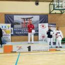 Kolejny udany start średzkich karateków