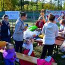 Liczne atrakcje iaktywny wypoczynek na pikniku przedszkolaków